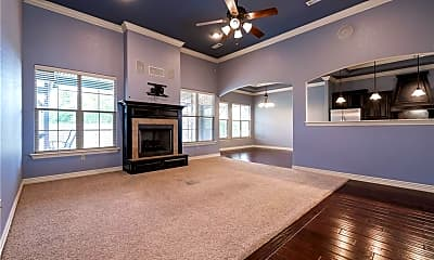 Living Room, 4409 W Canopy Meadows Dr, 1