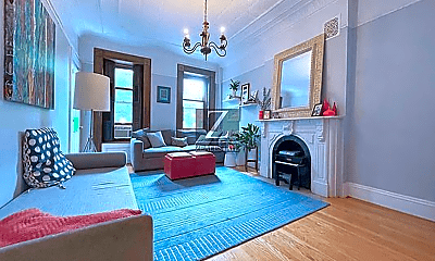 Living Room, 555 10th St, 2