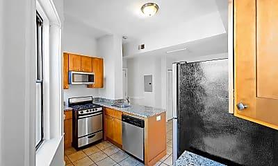 Kitchen, 4 Fountain Pl., #5,, 2
