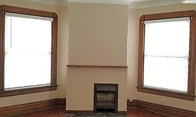 Living Room, 203 Ross Ave, 1