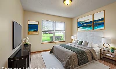 Bedroom, Shawnee Lake Apartments, LLC, 0