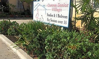Carson Senior Village Apartments, 1