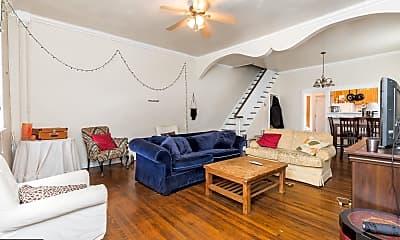 Living Room, 2424 E Dauphin St, 0