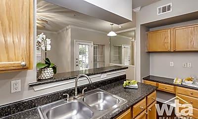 Kitchen, 8701 Bluffstone Cove, 1