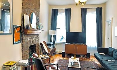 Living Room, 411 6th St, 0