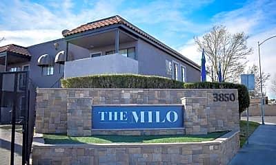 Community Signage, The Milo, 0