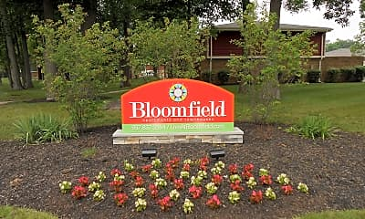 Landscaping, Bloomfield Apartments, 1