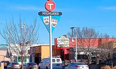 Community Signage, 4223 Central Ave NE, 1