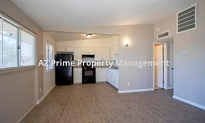 Living Room, 2123 W Devonshire Ave 15, 1
