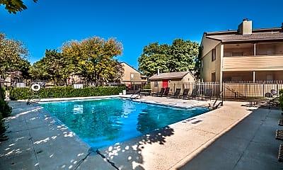 Pool, Wind Tree, 2