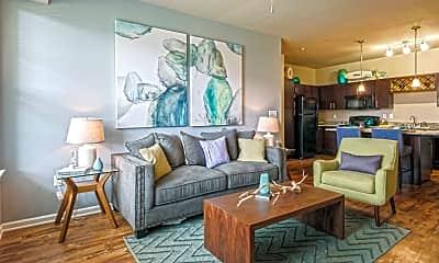 Living Room, Springs at Kenosha, 1