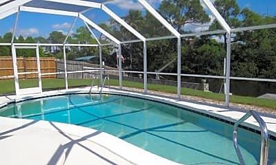 Pool, 3250 Sunrise Trail, 0