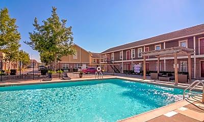 Pool, Gia at Spring Branch, 1