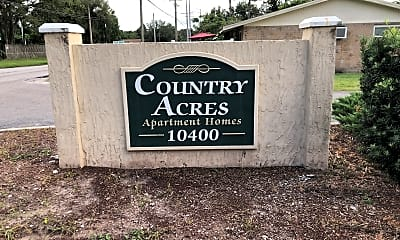 Country Acres Apartment Homes, 1