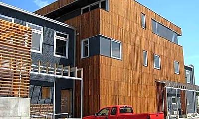 Building, The Finn Lofts, 1