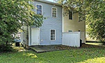 Building, 1308 North 28th Street, 2
