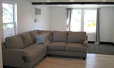 Living Room, 410 Burlington Ave REAR, 1