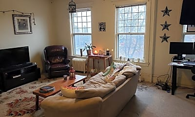 Living Room, 725 E 1st St, 0
