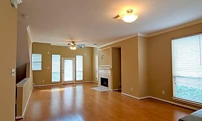 Living Room, 2914 Jackson St, 1