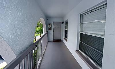 Patio / Deck, 3203 Landmark Dr 2202, 1