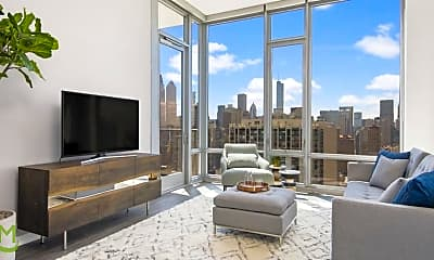 Living Room, 1201 N LaSalle St, 0