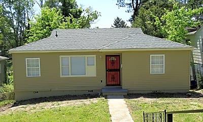 Building, 1637 32nd Street Ensley, 0