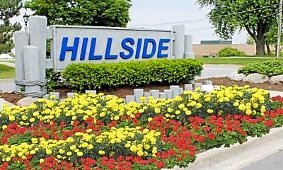 Community Signage, Hillside Apartments, 2