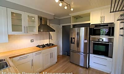 Kitchen, 2406 Logan St, 1