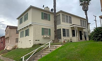 Building, 8259 1/2 Crenshaw Dr, 0