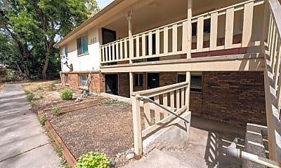 Patio / Deck, 527 West St, 0