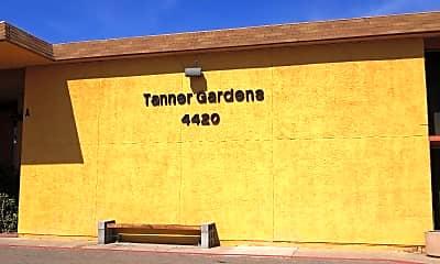 Tanner Gardens, 1