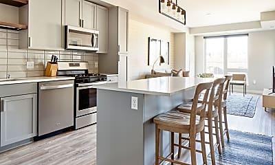 Kitchen, 205 Park Ave 308, 1