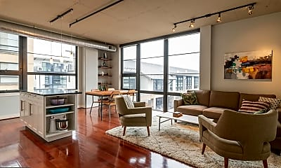 Living Room, 2125 14th St NW 416, 0