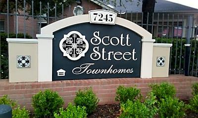 Scott Street Townhomes, 1