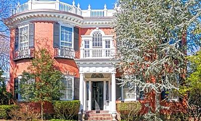 Building, Halsey House, 0