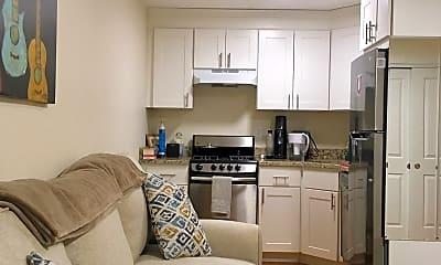 Kitchen, 523 Beacon St, 1