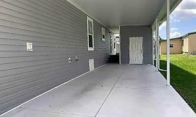 Patio / Deck, 8775 20th Street #479, 1