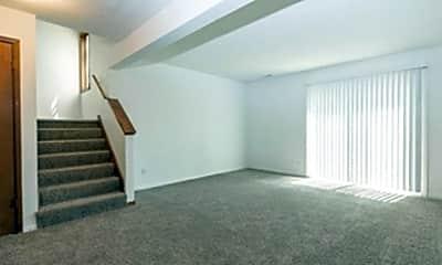 Living Room, 1000 Laurel St, 0