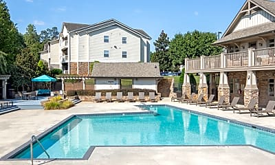 Pool, Colonial Grand at Trinity Commons, 0