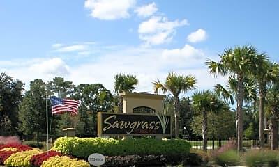 Landscaping, Sawgrass Creek Apartments, 0