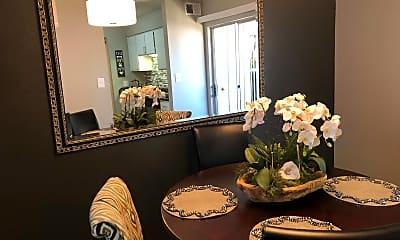 Dining Room, Belmont Estates, 2