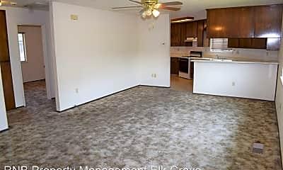 Living Room, 901 N Palm St, 1