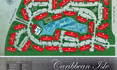 Community Signage, Caribbean Isle, 2