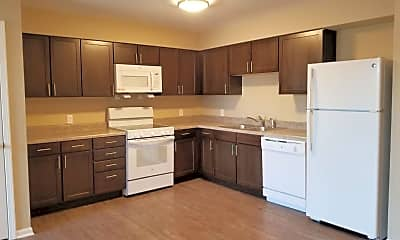 Kitchen, Audubon Crossing, 2