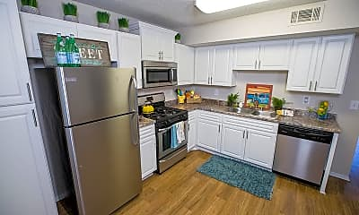 Kitchen, Lanier Landing, 1