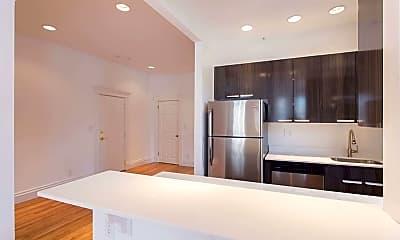 Kitchen, Fenway Apartments, 0