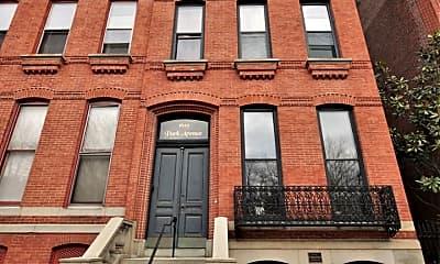 Building, 1619 Park Ave, 0