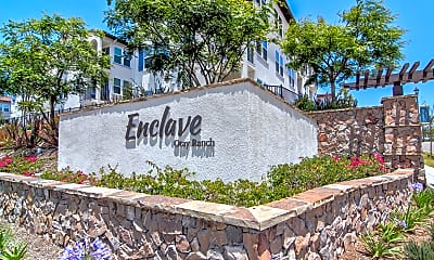 Community Signage, The Enclave at Otay Ranch, 2