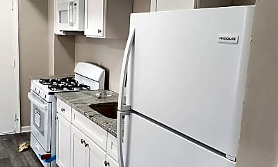 Kitchen, 5100 Spruce St, 1