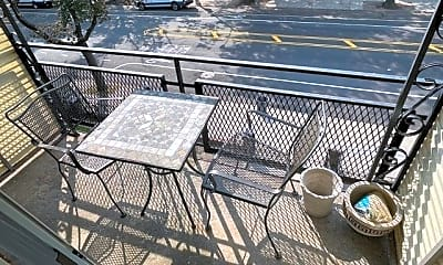 Patio / Deck, 71-17 31st Ave 3RD, 2